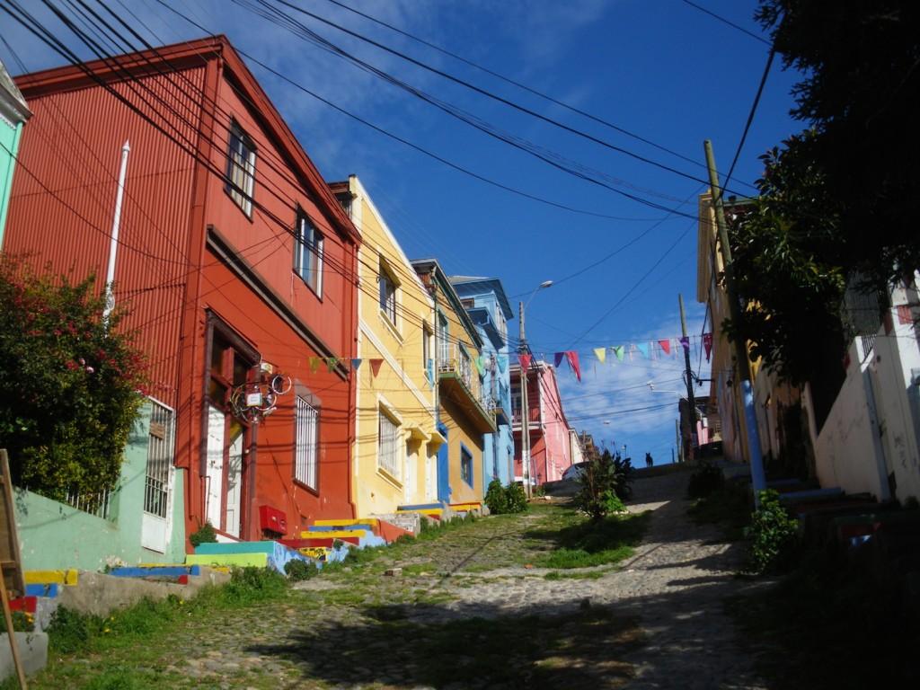 Templeman in Valparaíso