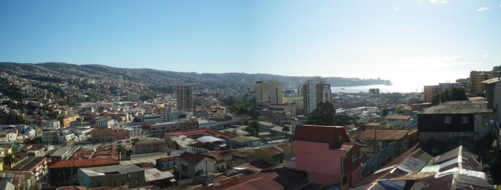 Panorama Valparaíso