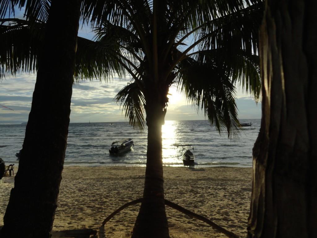 Strand auf den Perhentian-Inseln