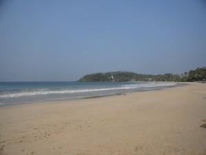 Strand von Mirissa