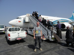 Muscat Flughafen