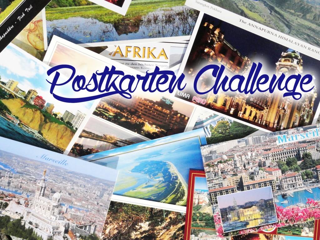 Postkarten Challenge
