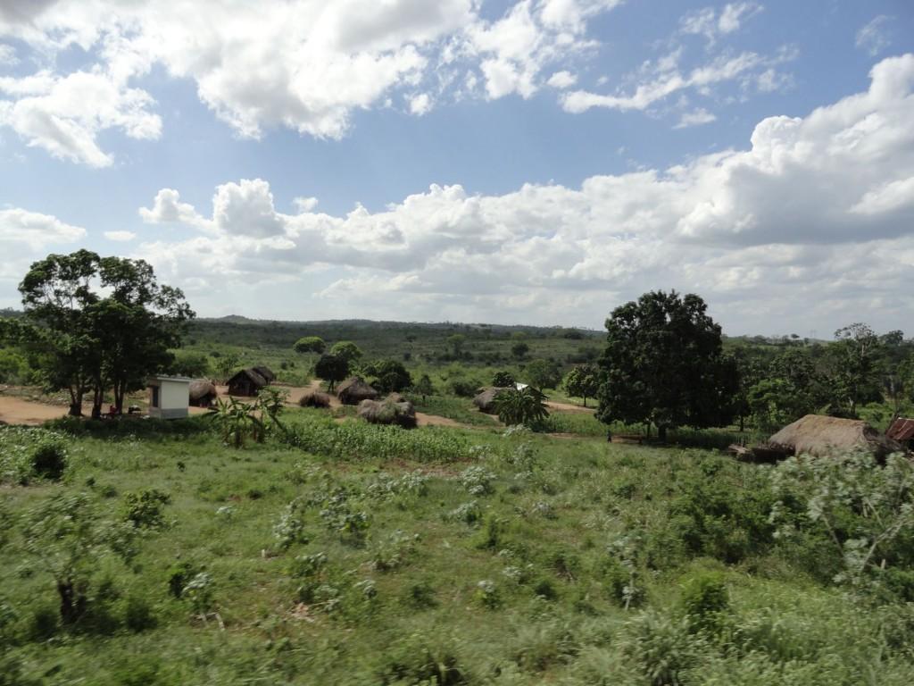 Fahrt von Dar-es-Salaam nach Tanga