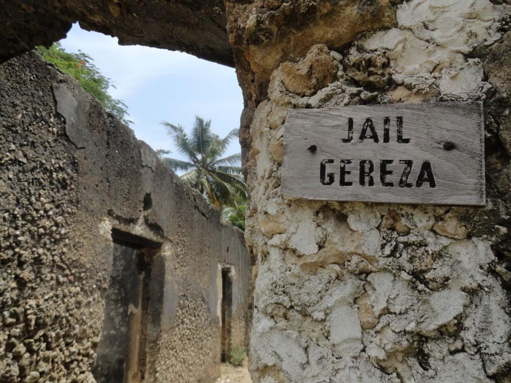 Gefängnis auf Chole