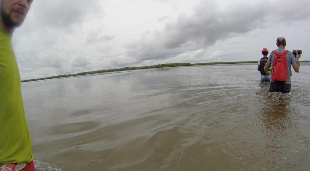 Rückkehr nach Ibo durch die Mangroven