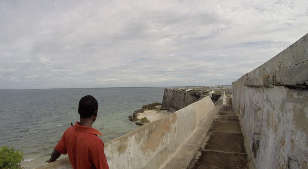 Fortaleza de São Sebastião auf der Ilha de Moçambique