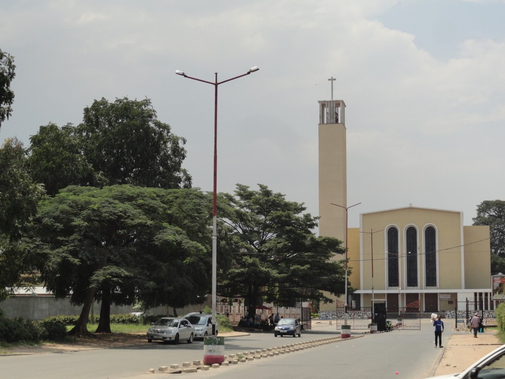 Kathedrale in Bujumbura