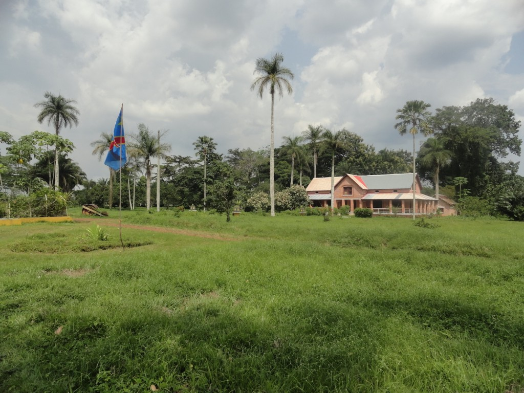 Botanischer Garten in Mbandaka