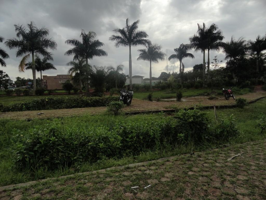 Park von Mbandanka