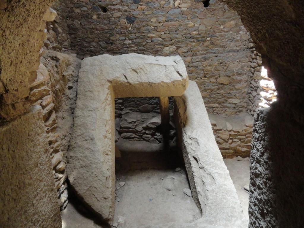 Mausoleum in Aksum