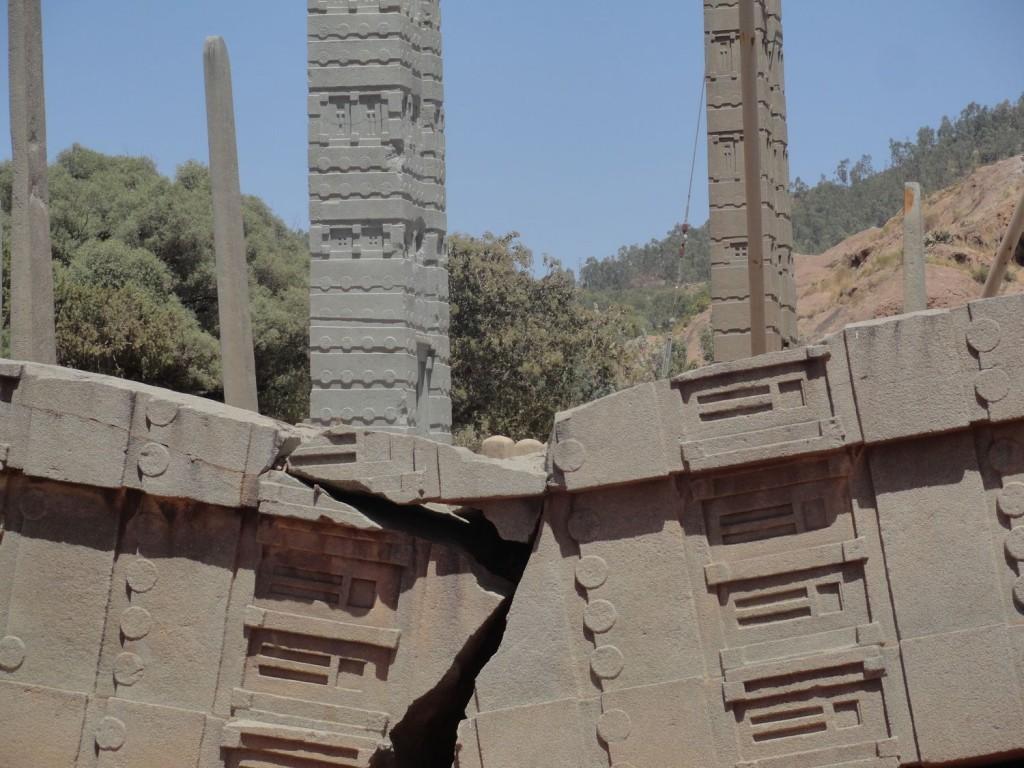 Große Stele in Aksum
