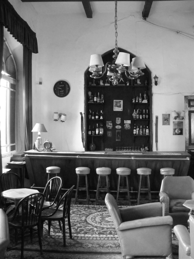 Bar des Baron's Hotel
