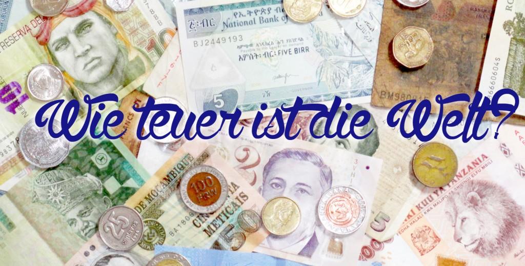Wie teuer ist die Welt? - Cover