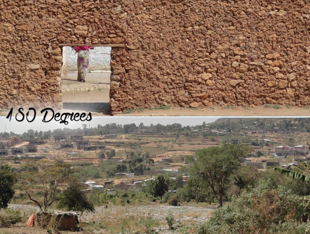 180 Degree - Harar, Äthiopien