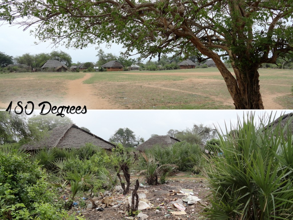 180 Degree - Kilwa Kisiwani, Tansania