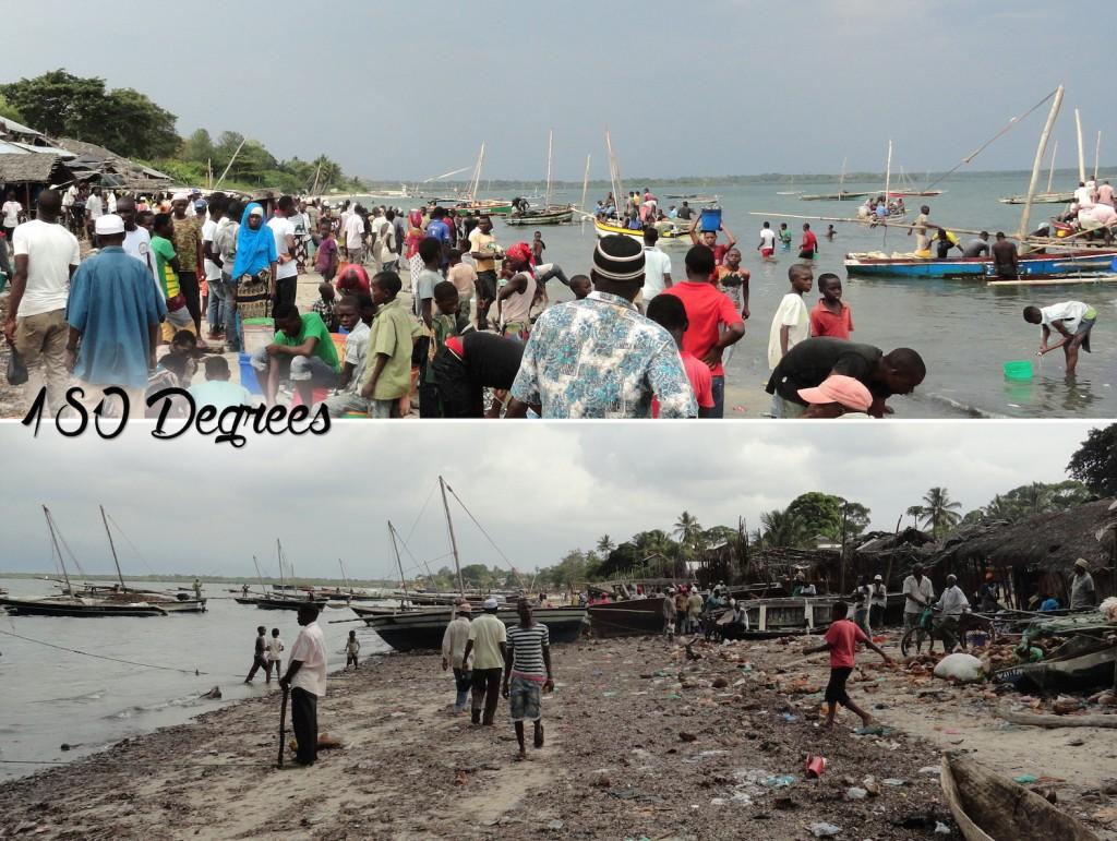 180 Degree - Mocimboa da Praia, Mosambik