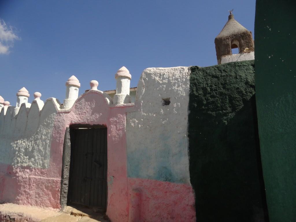 Moschee innerhalb der Stadtmauern von Harar