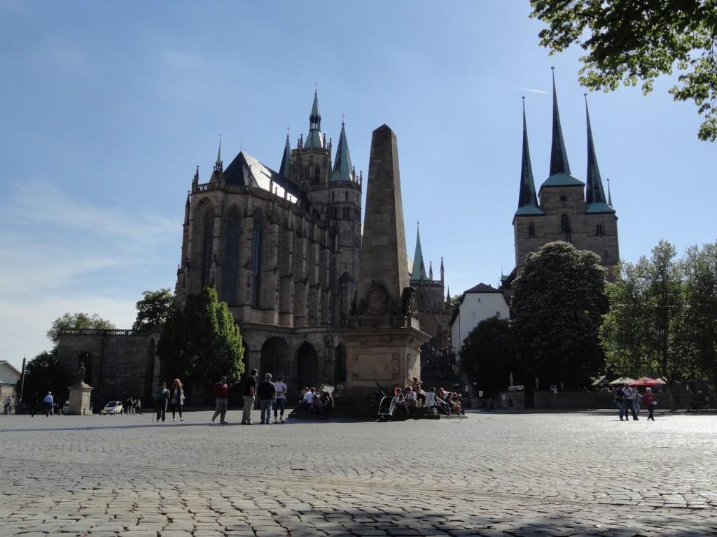 Mariendom und St. Severikirche