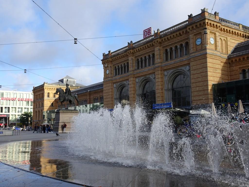 Hauptbahnhof von Hannover