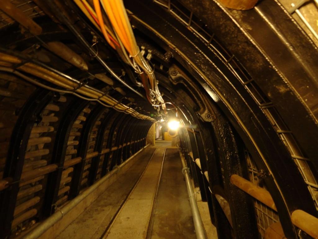 Besucherbergwerk im Deutschen Bergbau-Museum