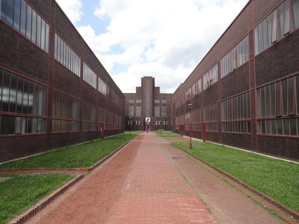 Zeche Zollverein - Energieachse