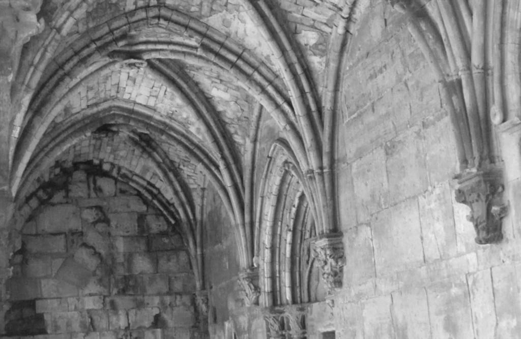 Gewölbe im Innenbereich