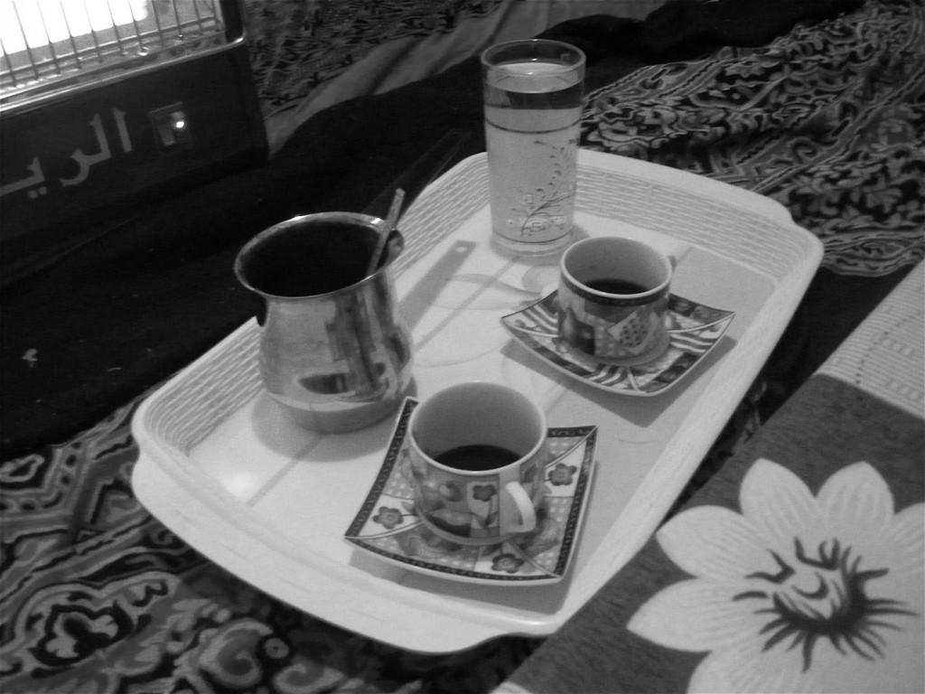 Kaffee am Morgen
