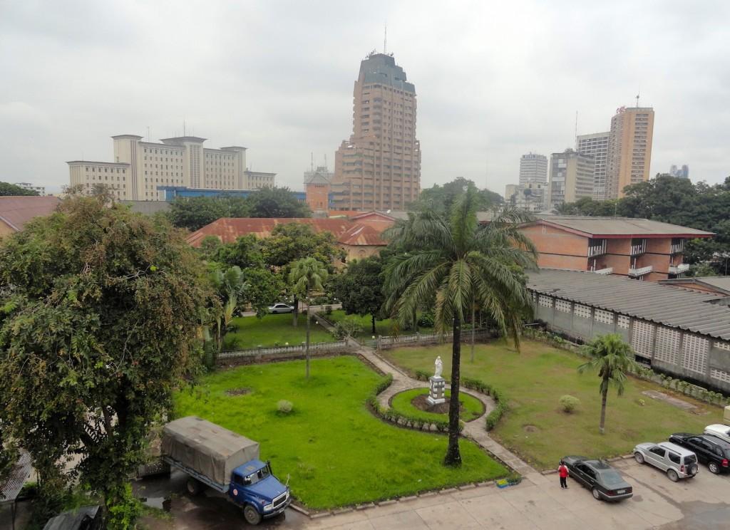 Embassy Quarter of Kinshasa