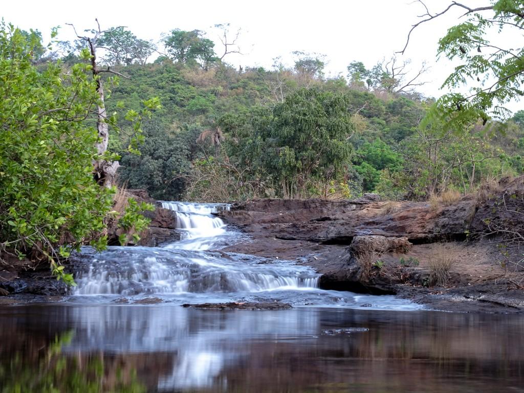 Wasserfall bei Télimélé