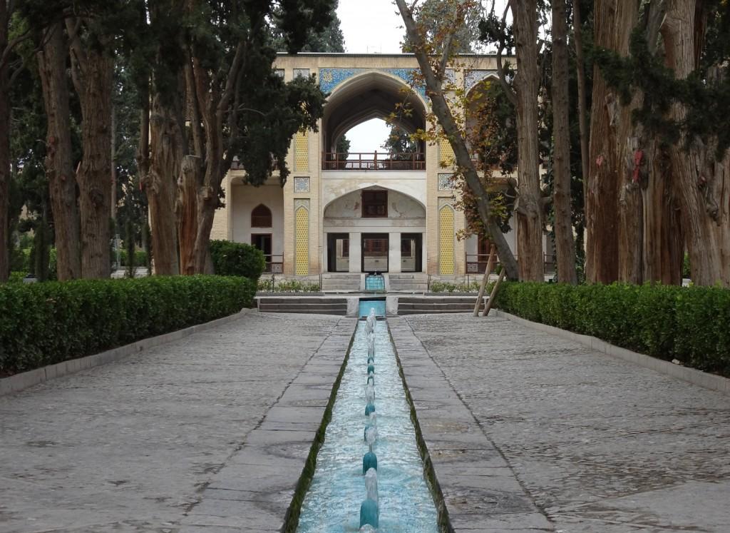 Fin Garten von Kashan