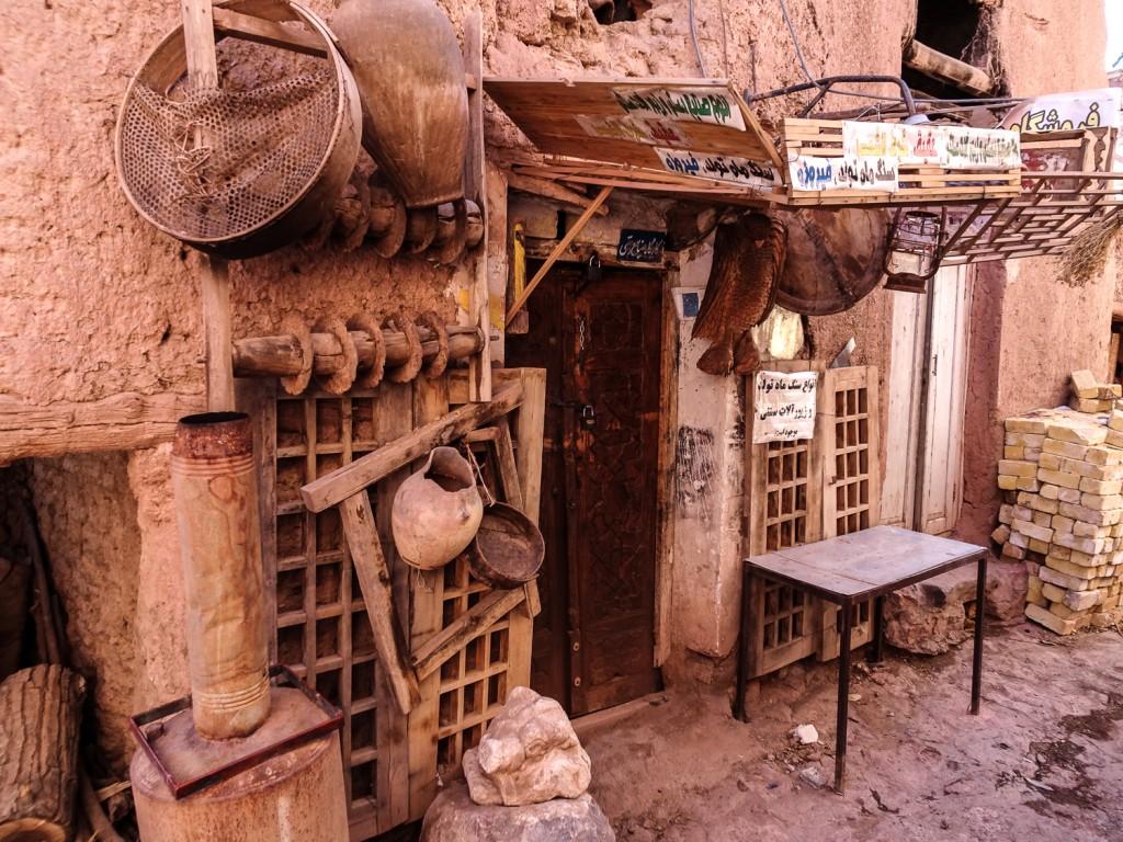 Haus in Abyaneh