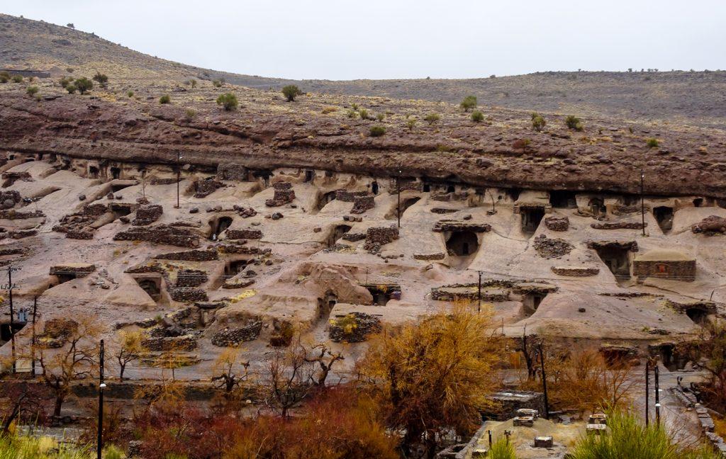 Höhlen von Meymand