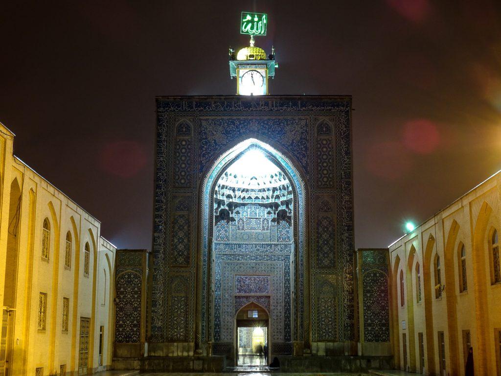 Jameh Moschee von Kerman