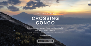 Travel Episodes - Crossing Congo