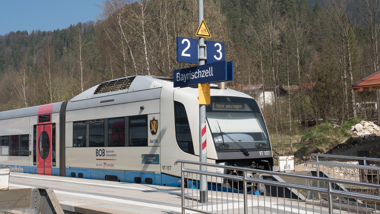BOB in Bayrischzell