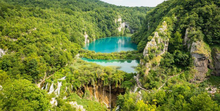 Untere Plitvicer Seen
