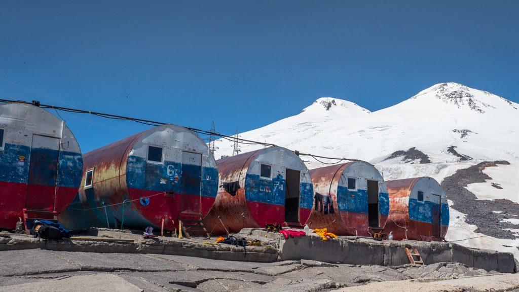 Elbrus Botschkis - Unterkunft