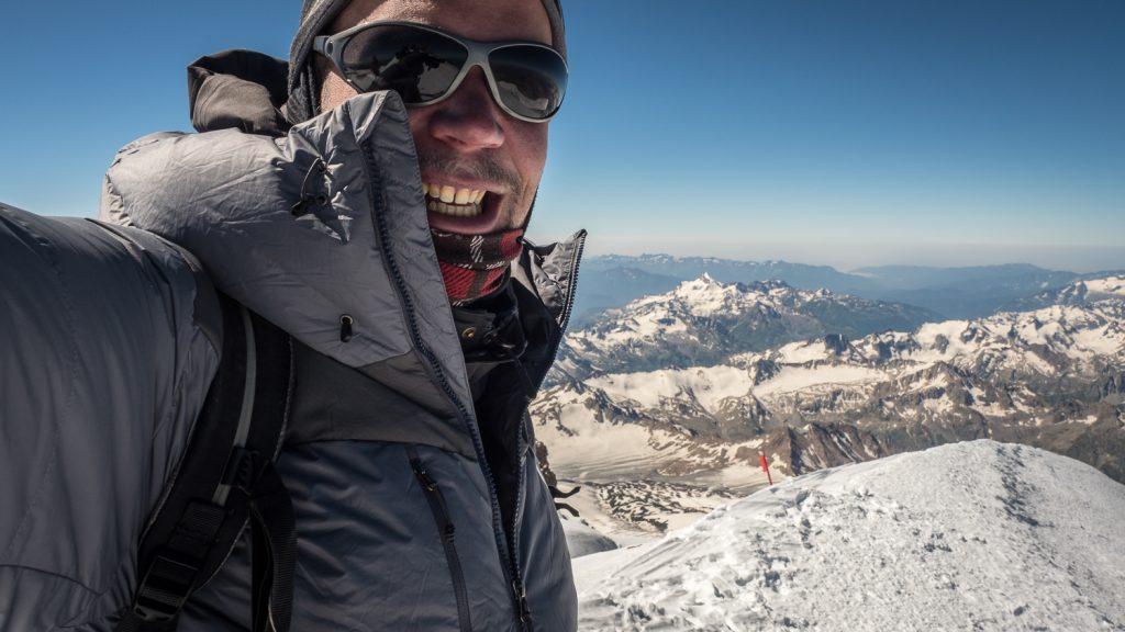 Gipfelfoto Dominik