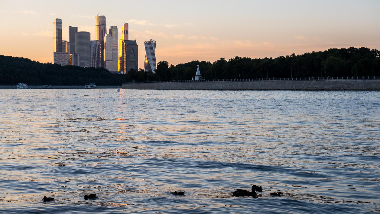 Moskwa Fluß