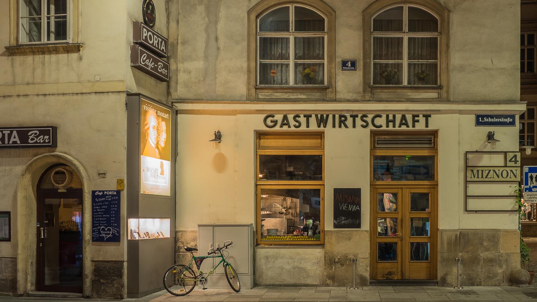 Gastwirtschaft in Wien