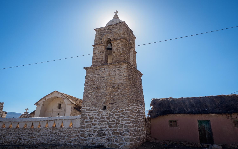Kirche von Sajama