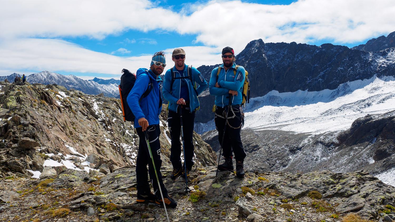 Dreamteam der Bergführer