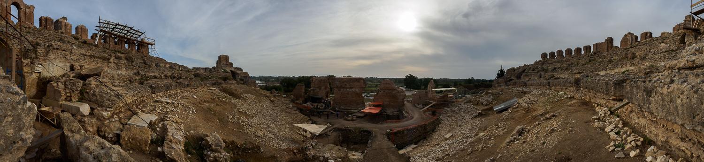 Theater in Nikopolis