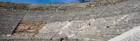 Theater in Dodona / Epirus