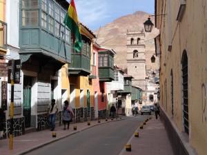 Altstadt von Potosi