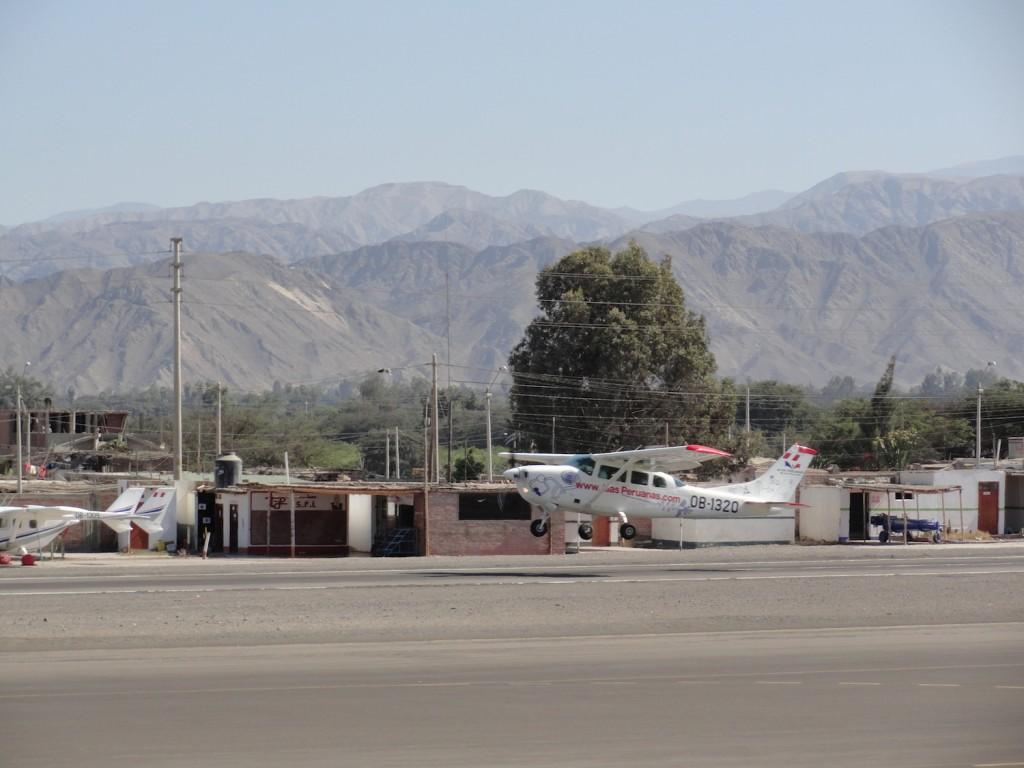 Flughafen von Nazca