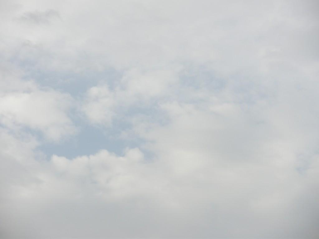 Wolken über Jeddah