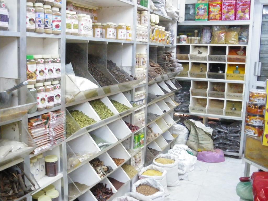 Manama - Gewürzladen