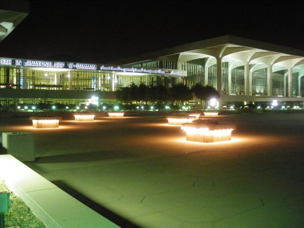 Flughafen Dammam
