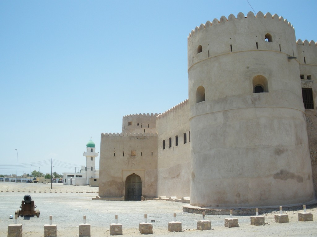Festung von Barka